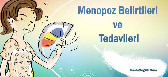 Menopoz Belirtileri ve Tedavileri